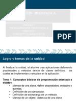 Conceptos Basicos de POO