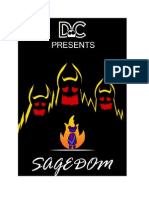 Sagedom (With Cover)