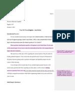 topic proposal peer review