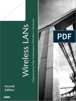Wireless Lans, Second Edition