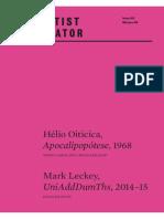 apocalipopotese artist as a curator.pdf