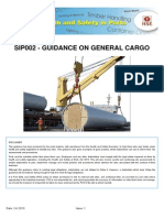 Sip002 - Guidance on General Cargo - Issue 1