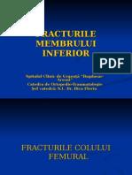 Fracturi ortopedie Bagdasar