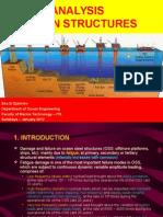 Fatigue Ocean Structures