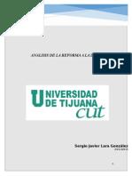 Analisis de La Reforma a La Ley de Notariado Bibliografia