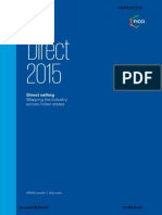 Direct Selling 2015 - India Report