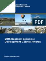 REDC Awards Booklet 2015