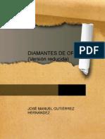 Diamantes de Oro Version Reducida