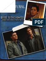 Supernatural Guide to the Hunted