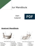 4. fraktur mandibula
