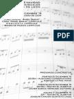 CONCIERTO DE NAVIDAD 2015 - JUVENTUDES MUSICALES-UNIVERSIDAD DE LEÓN