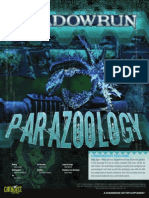 Shadowrun 4E - Parazoology