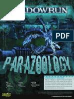 Shadowrun 4E - Parazoology