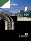 Scheerer Bearing Mining Aggregate