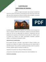 3.-Carpinteria de Madera