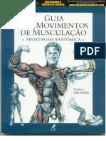 Movimentos de Musculação