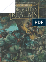 Elminster's Forgetten Realms