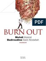 Burn out - Meklat Mehdi.epub