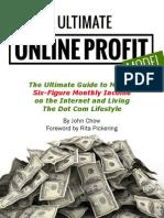 Ultimate Online Profit Model