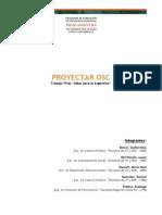 Proyectar OSC