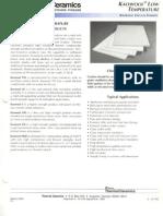 Kaowool Board Low Temperature.pdf