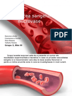 vascozitatea sangelui