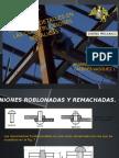 TIPOS DE UNIONES MAS COMUNES EN CONSTRUCCIONES METALICAS