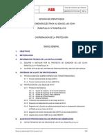 Estudio de CoordinaciónProteccion