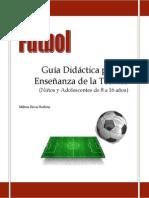 Guia Didactica de La Enseñanza Del Futbol