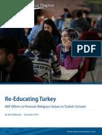 Re-Educating Turkey