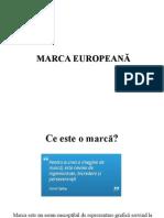 Marca Europeana