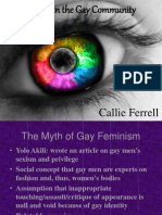 sexism in the gay community pdf