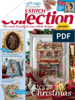 Cross Stitch Collection - December 2015