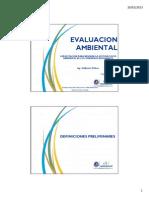 Evaluacion Ambiental 2