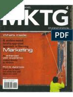 Relatório de Marketing - Segmentação