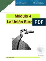 Derecho de La Integración - Mídulo IV