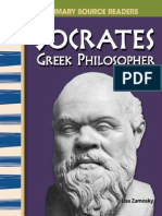 Zamosky Socrates Greek Philosopher Strip 2007