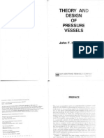 Theory and Design of Pressure Vessels
