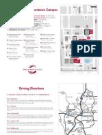 Downtown Orlando Campus Map