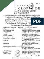 La Gloria de Niquea (Conde de Villamediana)
