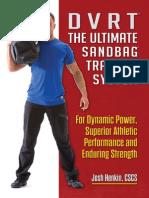 Dvr t Sandbag Training