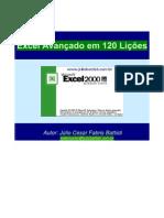 Julio Battisti - Curso Avançado de Excel - Desbloqueado