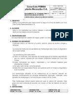 8. Procedimientos de Inspección de Cargas