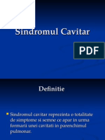 Sindromul cavitar