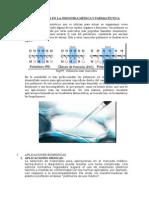 Polímeros en La Industria Médica y Farmacéutica-fundamentos de Exposicion