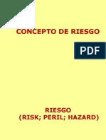 01_Concepto de Riesgo