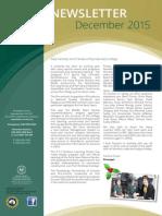 REC Newsletter December 2015