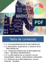 Generalidades de la mercadotecnia