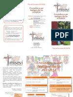 Misevi Triptico 2015-16
