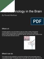 nanotechnology in the brain